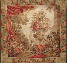 Fashion Genuine needlepoint rug Hand tufted chinese rug with design handmade needlepoint