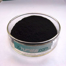 95%min Refined Super Sodium Humate for Fish Fertilizer