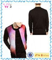 100% polyester college or varsity jacket custom sublimated jackets wholesale