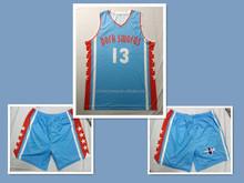 Custom Cheap Youth Basketball Uniform Design/Basketball Jersey