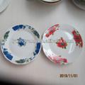 un restaurante barato y placas de cerámica