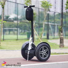 2015 2000W CE Certification 2 wheel self balancing standing China Electric Chariot Scooter