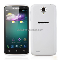 Wholesale Lenovo S820 MTK6589 Quad core 1.2GHz Android 4.2 Smartphone OS Phone 1G/4G 13.0MP Hot Sale Cute Mobile Phone