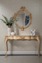 American Country Style Hallway Console Table