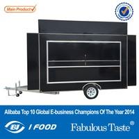 BAOJU FV-60 New model mini food truck big food truck hot dog food truck