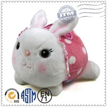 ICTI Audited plush toys factory cell phone holder