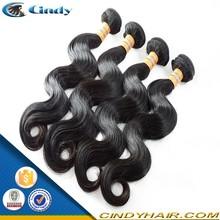 origin body wave natural looking cheap brazilian human hair sew in weave