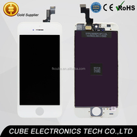 For iPhone 5S black LCD Display Digitizer Touch Screen Assembly Replacement