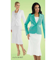 2015 latest pictures of women wearing suits/ church suits