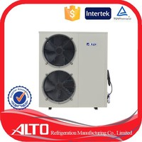 Alto AHH-R160 quality certified air to water house heat pumps supply high temperature water capacity up to 18.3kw/h