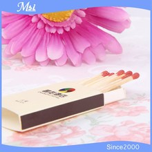 Made in Guangzhou ,Cheap Safety Wooden Hotel Matches
