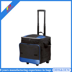 Polyester Insulated Trolley Cooler Bag