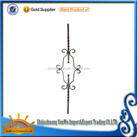 stainless steel decorative/ornamental wrought iron rosettes