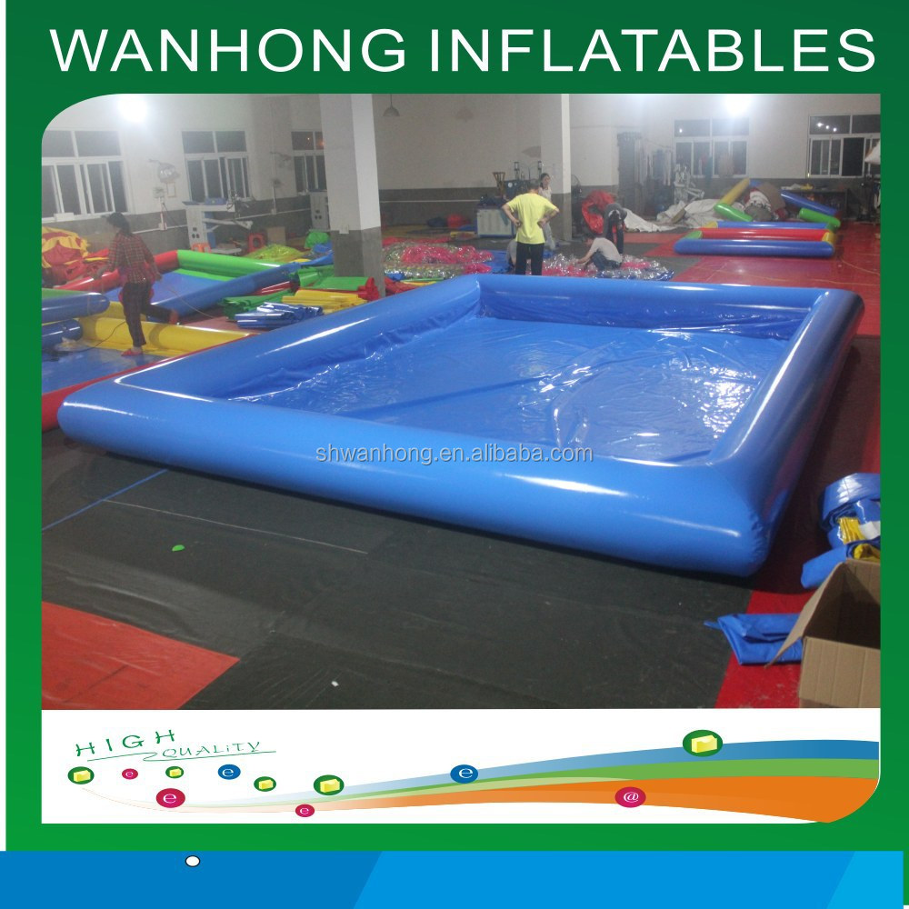 Wanhong wholesale cheap inflatable paddle boat pool for for Cheap inflatable pool