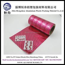 Blister aluminium foil for pharmaceutical packing