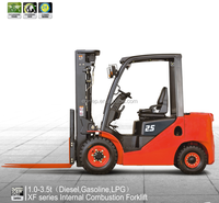 EP XF Series Internal Combustion Diesel Powered Forklift Tire