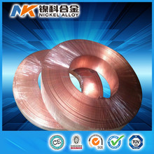 copper nickel low resistance heating alloy cuni6 tape