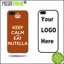 Keep Calm Custom Designer Print Case for iPhone 4 5 6 soft TPU BACK cover