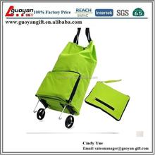 Folding Shopping Carts 2 Wheels Bag