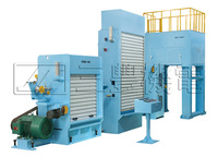 Intermediate wire drawing machine with continuous annealing machine and dead block down