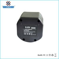 3.0Ah 9.6V NI-MH Power Tools batteries of RYO-9.6 for Ryobi