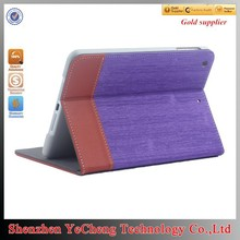 top products hot selling new 2015 for ipad 2 shockproof case for tablet with canvas