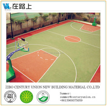 sports floor,plastic floor,outdoor sport floor,sport court floor, outdoor basketball flooring coating, pu sports flooring