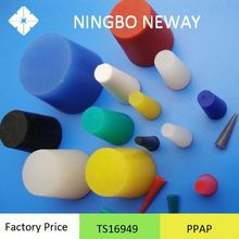 China molded small silicone rubber parts