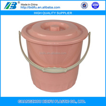 cheap plastic ice paint bucket with lid 20 liter
