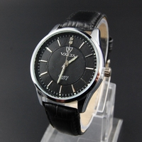 New Men Fashion Wristwatches Luxury Famous Brand Men's Leather Strap Watch Sports Watches With High Quality Waterproof
