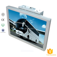 "15"" Bus LCD Screen/ Car tv monitor with IR,HDMI,SD,USB input"