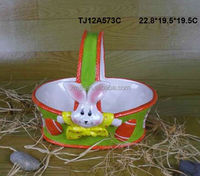 ceramic egg basket