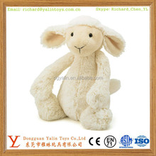 cute plush sheep handmade soft lamb