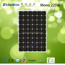 cheap pv modules price for pv system with tuv ,ce,mcs certification for solar system