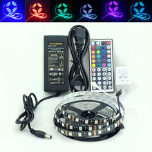 New 2015 innovative Product DC 12v 5050 RGB Dream Color 6803 Ic Led Strip Light With Remote Controller