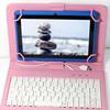 """pink 10"""" tablet case keyboard"""