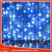 Indoor elevator fairy fiber optic light curtain