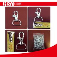 OEM Bag Metal Accessories Parts of lobster clasp