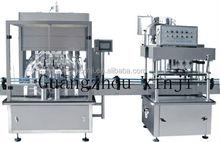 Automatic multi-heads pistion Filling Machine for Lubricant Oil, bath gel, detergent, shampoo etc.