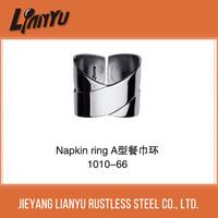 2014 Unique fashion metal napkin ring