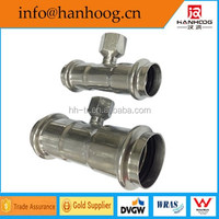 New arrival press pipe fitting female screw tee threaded tees