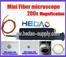CL-200S illumination optic fiber inspection microscope