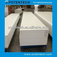 1-6mm Thin Lightweight PVC Foam Board For Display