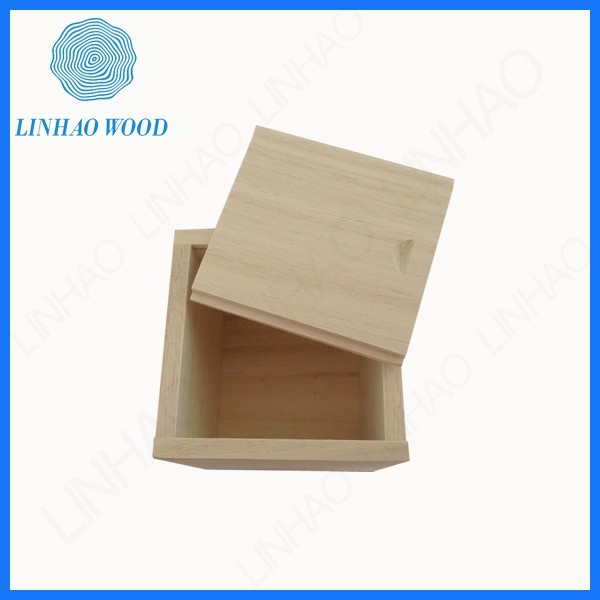Cheap unfinished wooden boxes
