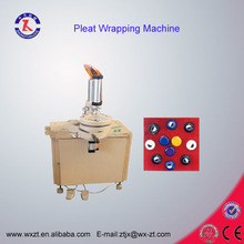 Pleat Wrapping Machine