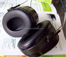 3M electronic earmuff H7B , sound proof earmuff
