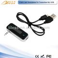 Bls-1078 digital de alta fidelidad los teléfonos nokia con el transmisor fm