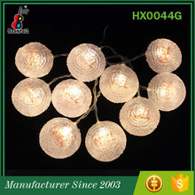 Famouse Brand Holiday Decoration Low price led gazing ball