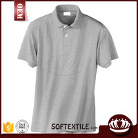 A 2015 new design Dri fit performance tech golf sports POLO T shirts for men