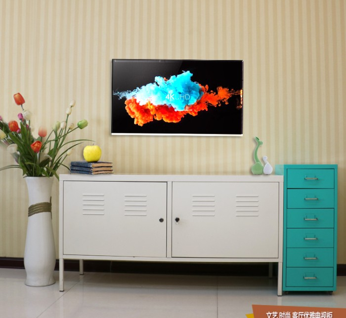Beautiful Tv Stand Designs : Beautiful hotel tv cabinet modern led stand design